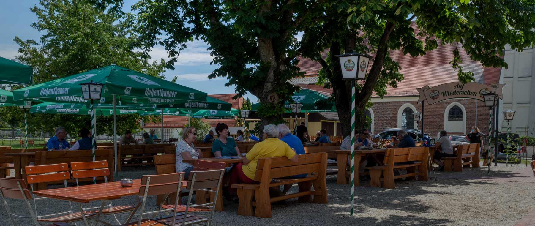 Biergarten Landshut
