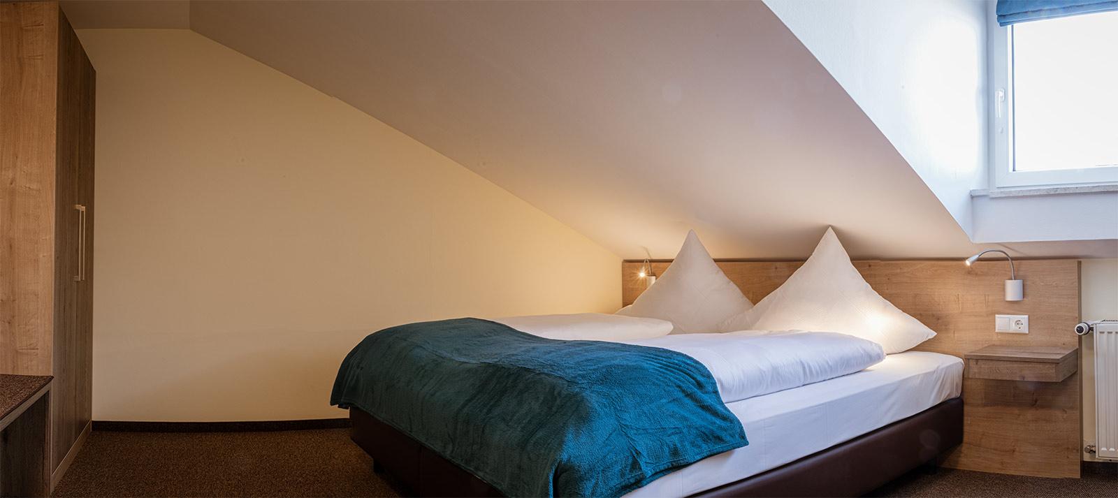Doppelzimmer Landshut