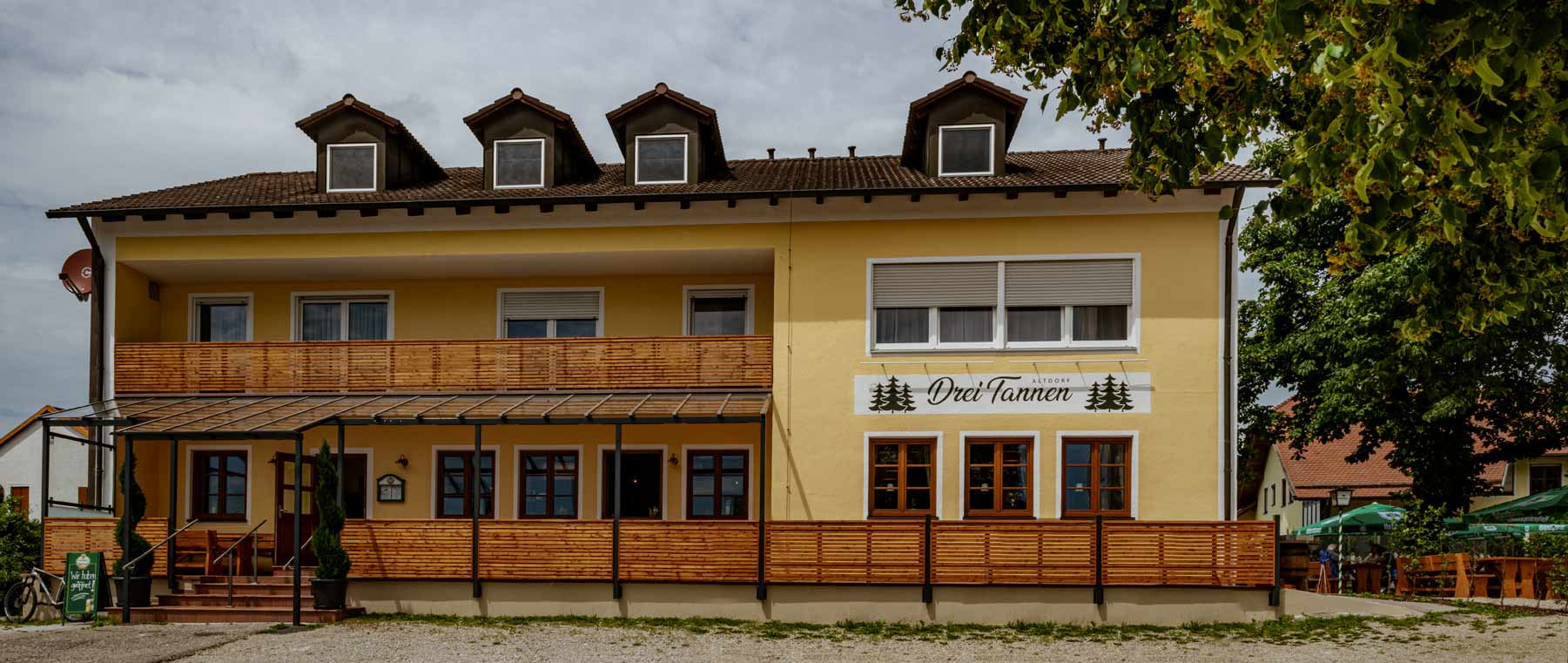Gasthof Drei Tannen bei Altdorf